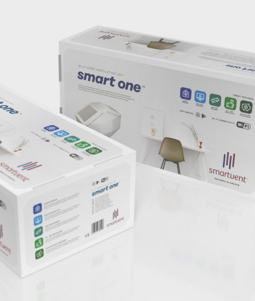 Smart one – Förpackningsdesign
